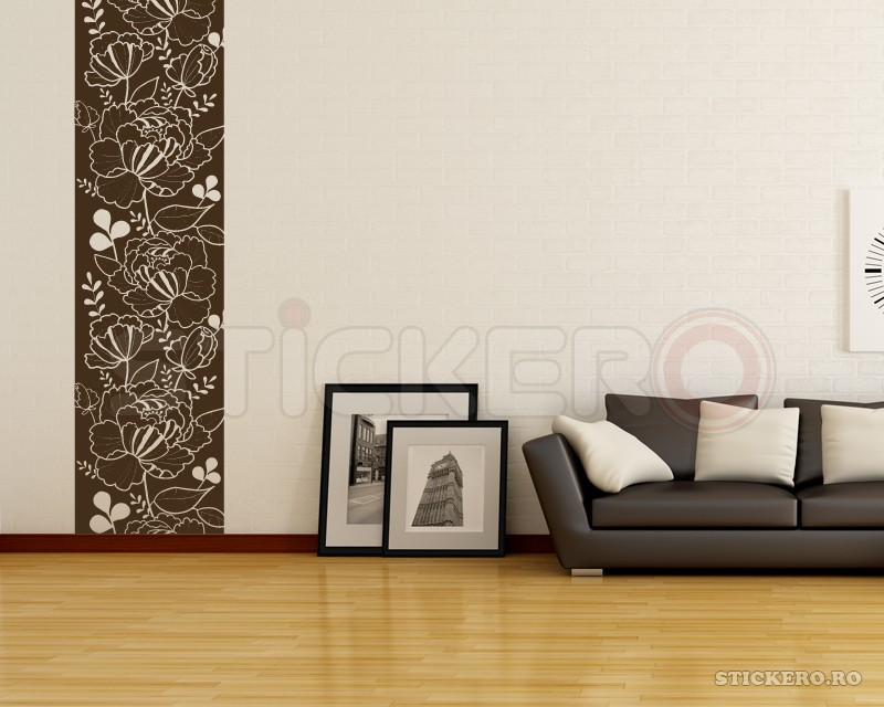sticker-decorativ-coloana-florala-2